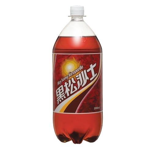 《黑松》沙士(2000ml/瓶)