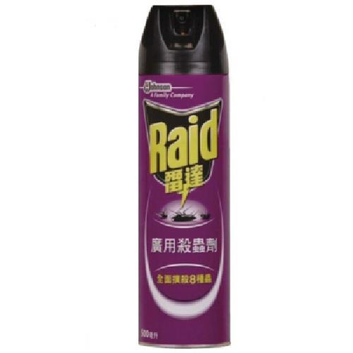 Raid雷達 廣用殺蟲劑(500ml/罐)
