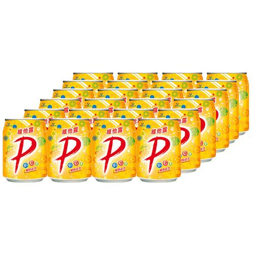維他露P 汽水(250ml*24罐/箱)