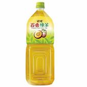 《古道》百香綠茶(2000ml/瓶)