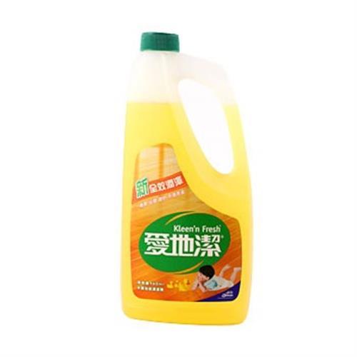 《愛地潔》木質地板清潔劑(960ml/瓶)