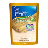 《毛寶》香滿室地板清劑補充包-檀木馨香1800g/包