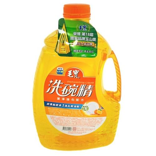 毛寶 抗菌洗碗精(3000g/瓶)