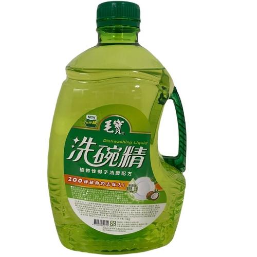 毛寶 洗碗精椰子油(3000g/瓶)