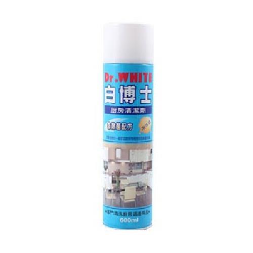 《白博士》泡沬廚房清潔劑-除菌(600ml*2瓶/組)