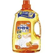 《妙管家》E護洗潔精3200g/瓶