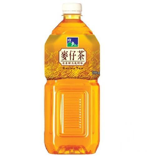 悅氏 麥仔茶(2000ml/瓶)
