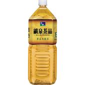 《悅氏》礦泉黃金烏龍茶-無糖(2000ml/瓶)