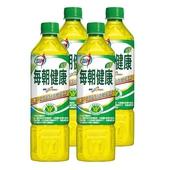 《御茶園》每朝健康綠茶(650ml*4瓶/組)