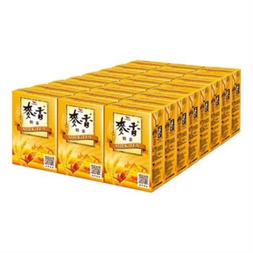 《統一》麥香奶茶(250ml*24包/箱)