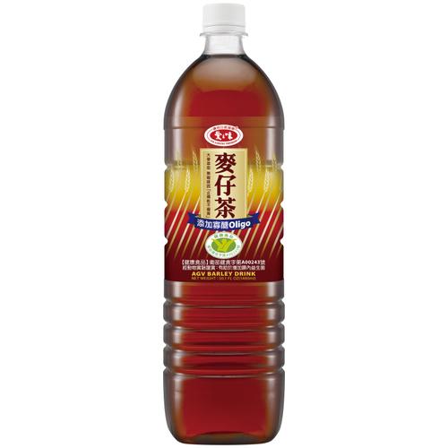 愛之味 麥仔茶(1480ml/瓶)