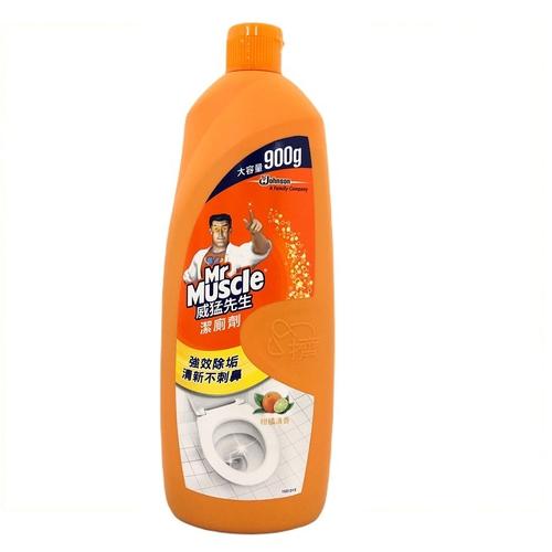 威猛先生 潔廁劑-柑橘(900g/罐)