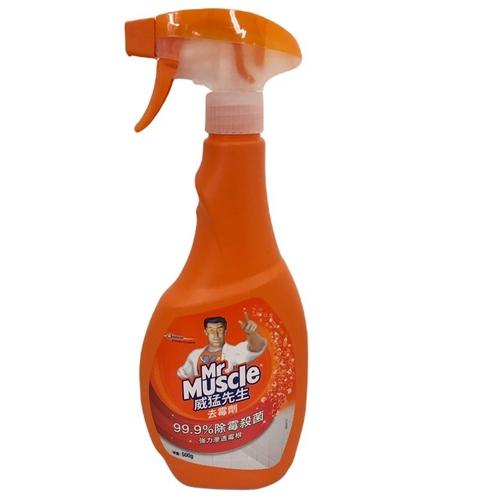 威猛先生 浴室去霉劑-噴頭(500g/瓶)