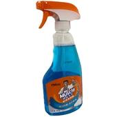 《威猛先生》玻璃清潔劑-噴槍(500g/瓶)