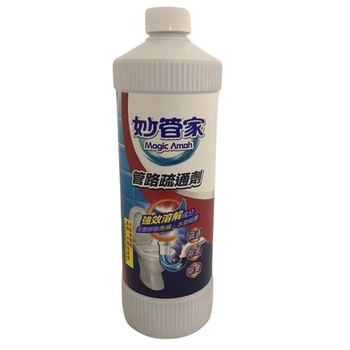 妙管家 管路疏通劑(960gm/瓶)