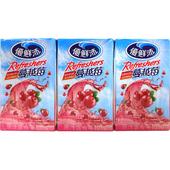 《優鮮沛》Refreshers蔓越莓綜合果汁(250ml*24包/箱)