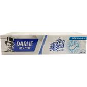 《黑人》亮白含氟牙膏(140g*2條/組)黑人全系列滿249送收納袋*1
