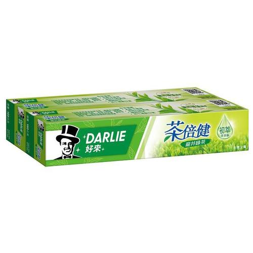 黑人 茶倍健牙膏(160g*2條)