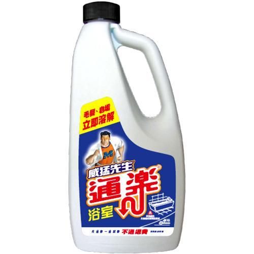 威猛先生 浴室通樂(920ml/瓶)