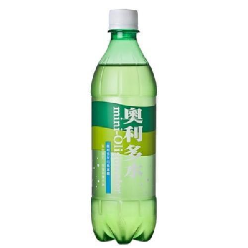 金車 奧利多水(585ml*4瓶/組)