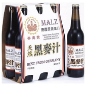 《崇德發》天然黑麥汁(500ml*6瓶/組)