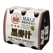 《崇德發》德國天然黑麥汁(330cc*6瓶/組)