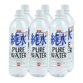 《泰山》純水(600cc*6瓶/組)