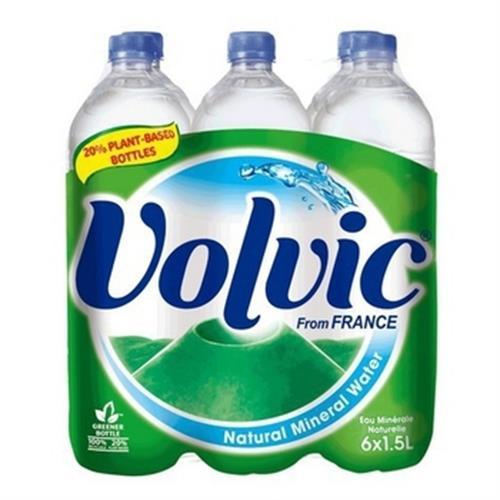 富維克 礦泉水(1500ml*6瓶/組)