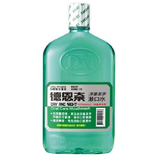 德恩奈 深層潔淨漱口水(1000ml/瓶)