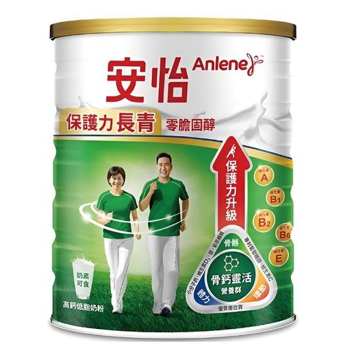安怡 長青高鈣奶粉-超微鈣(1.5kg/罐)
