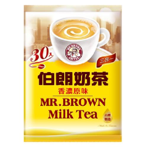 伯朗 3合1奶茶(15g*30包)