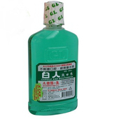 《白人》漱口水(350ml/瓶)