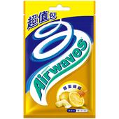 《Airwaves》口香糖超值包-蜂蜜檸檬(62公克/袋)