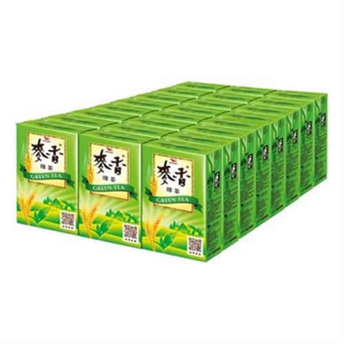 統一 麥香綠茶(250ml*24包/箱)