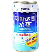 《可爾必思》水語-原味(335ml*6罐/組)
