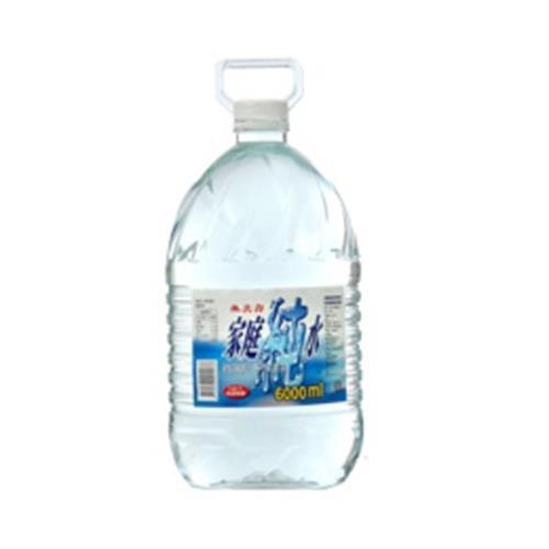 維大力 家庭純水(6000ml/桶)