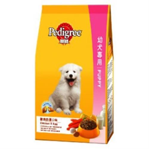 寶路 乾糧幼犬專用-雞肉奶蛋(1.5kg/包)
