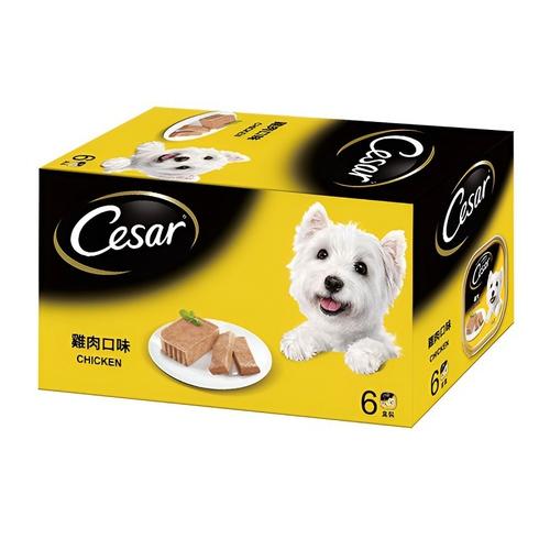 《西莎》狗餐盒-雞(100g*6盒/組)