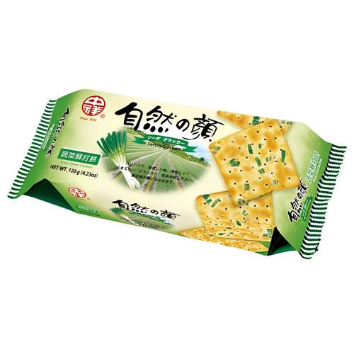 中祥 自然之顏-紫菜蘇打(140g/包)