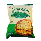 《中祥》蔬菜餅乾量販包360g/包 $65
