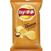 《Lay's樂事》瑞士香濃起司(97g/包)