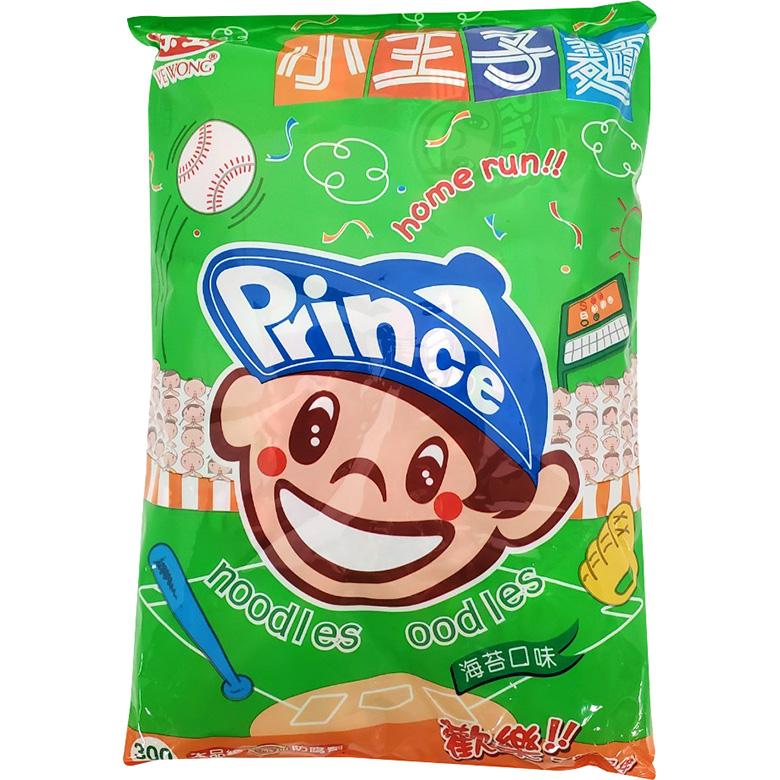 味王 小王子麵-海苔口味(300g/包)