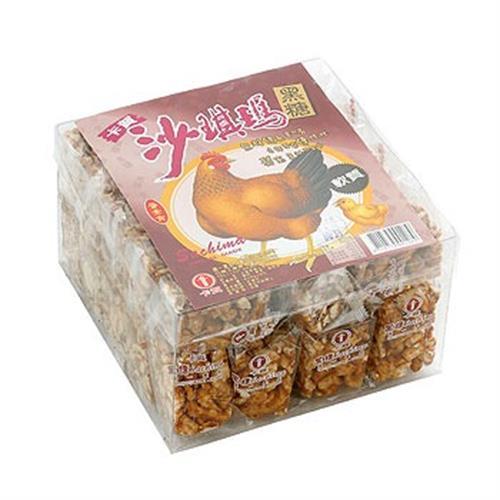 卡賀 黑糖沙琪瑪(620g/盒)