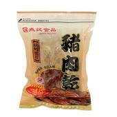 《成記》珍味豬肉乾-碳烤蜜汁(135g/包)