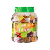 《晶晶》椰果蒟蒻果凍(綜合水果)(1430g/桶)