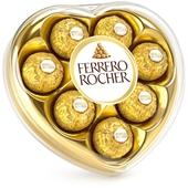 《費列羅》金莎巧克力心型盒裝(8粒/盒)