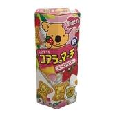 《LOTTE》樂天小熊-草莓(37g/盒)