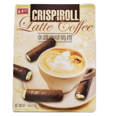 《盛香珍》拿鐵咖啡脆捲(210g/盒)