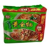 《味王》巧食齋素食麵(82g*5包/組)