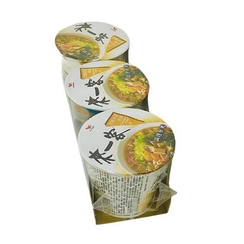 《統一》來一客杯麵-京燉肉骨風味(71gx3杯/組)